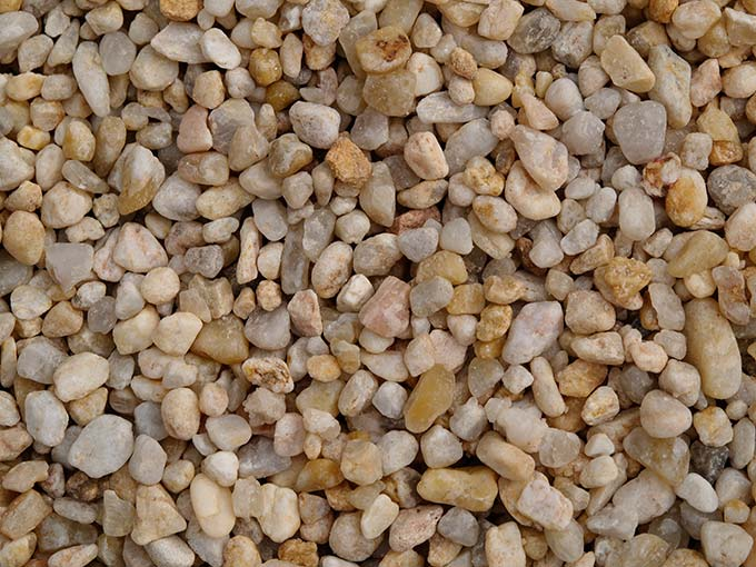 Crushed Stone Weight : Inch pea gravel phelps lawn gardenphelps garden